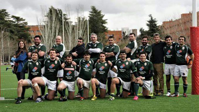 Complutense Cisneros V Club de Rugby Tres Cantos B